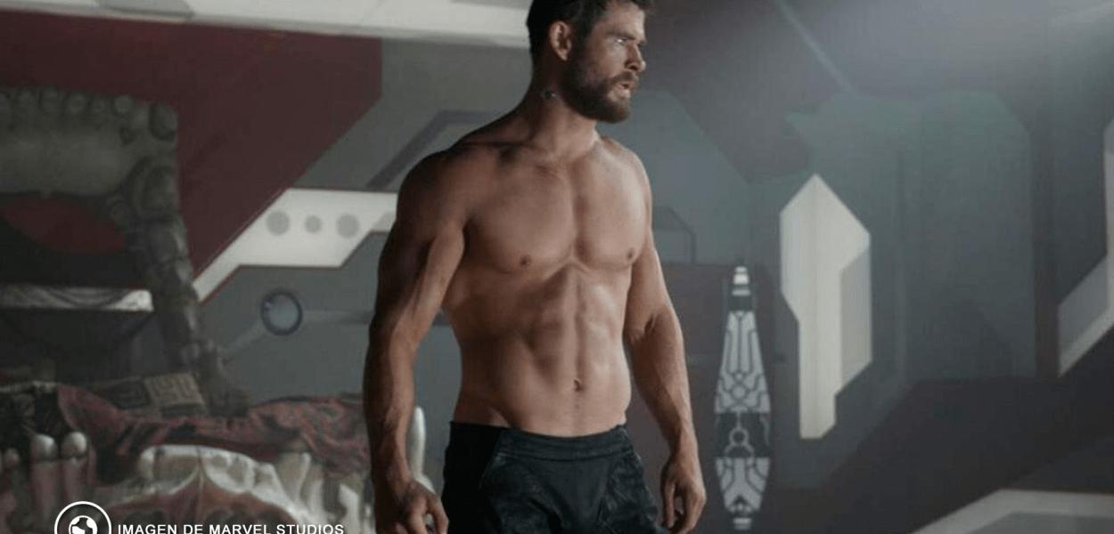 Filtrada en Internet la acalorada escena de Chris Hemsworth en Thor:  Ragnarok Las estábamos esperando con ansías. Finalmente ha llegado a  Internet la ...