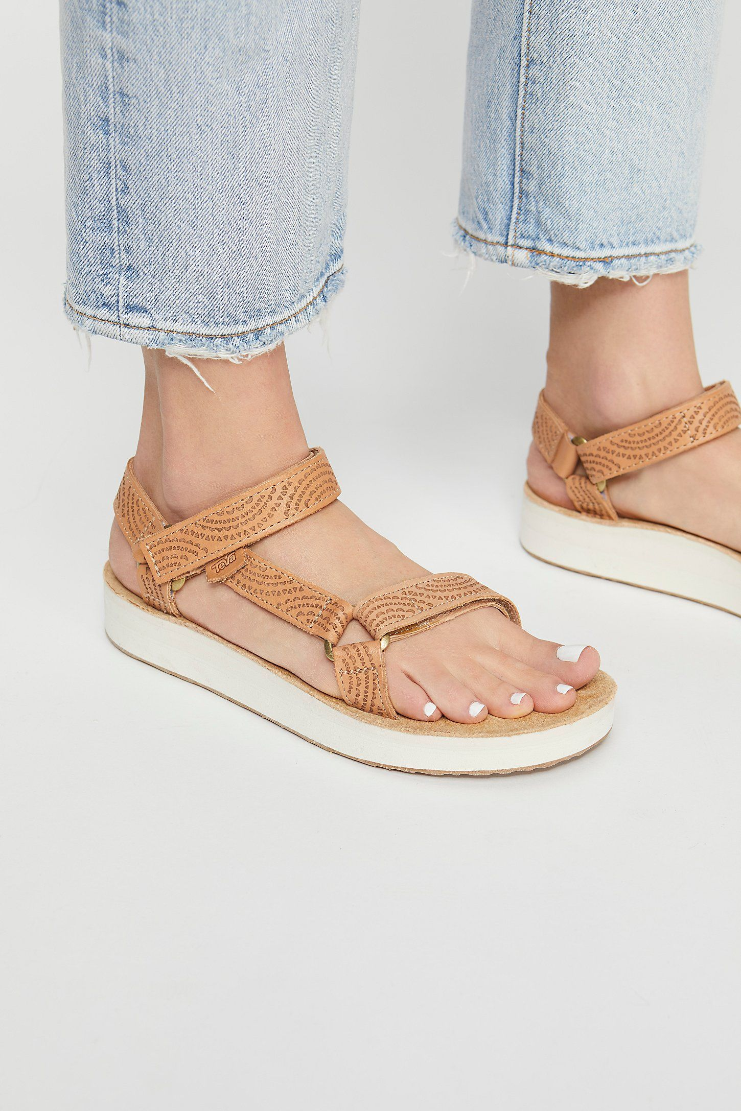 3f486dda1745 Shop our Midform Universal Geometric Teva at FreePeople.com. Share style  pics with FP Me
