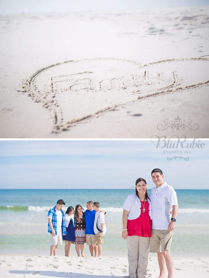 R Family Session in Navarre| BluRubie Studios | Pensacola, Florida natural lighting photographer