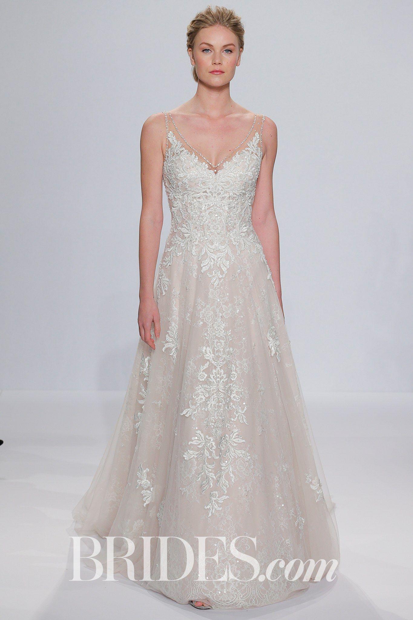 randy fenoli for kleinfeld bridal & wedding dress collection spring