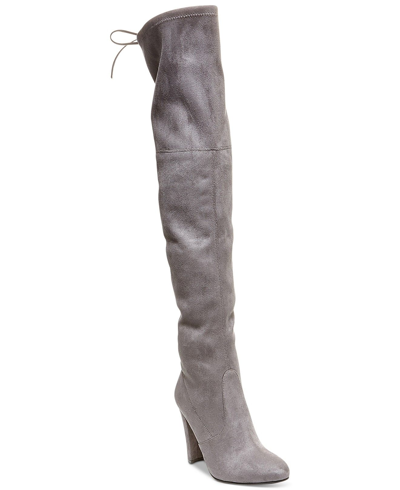 a5cc6a153dc Steve Madden Women's Gorgeous Over-The-Knee Boots - Boots - Shoes ...