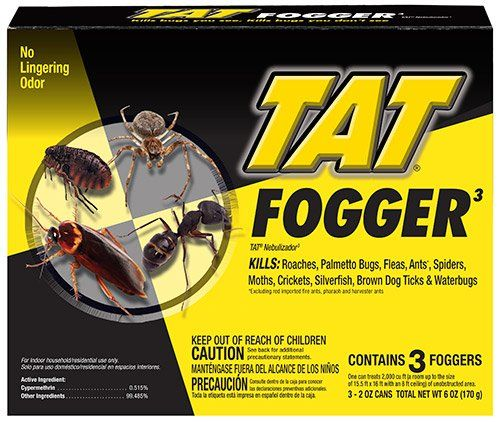 Pest Control Foggers Tat 31100 Concentrated Fogger 3count Read More Reviews Of The Product By Visiting The Link On Th Insect Spray Pest Control Flea Bomb