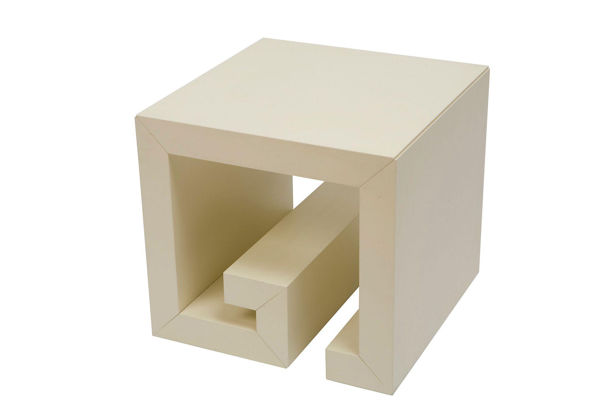 Lacquer Greek Key Side Table Greek Key Side Table Living Room
