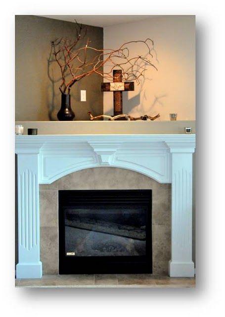 corner fireplace. | Corner fireplace, Corner fireplace ...