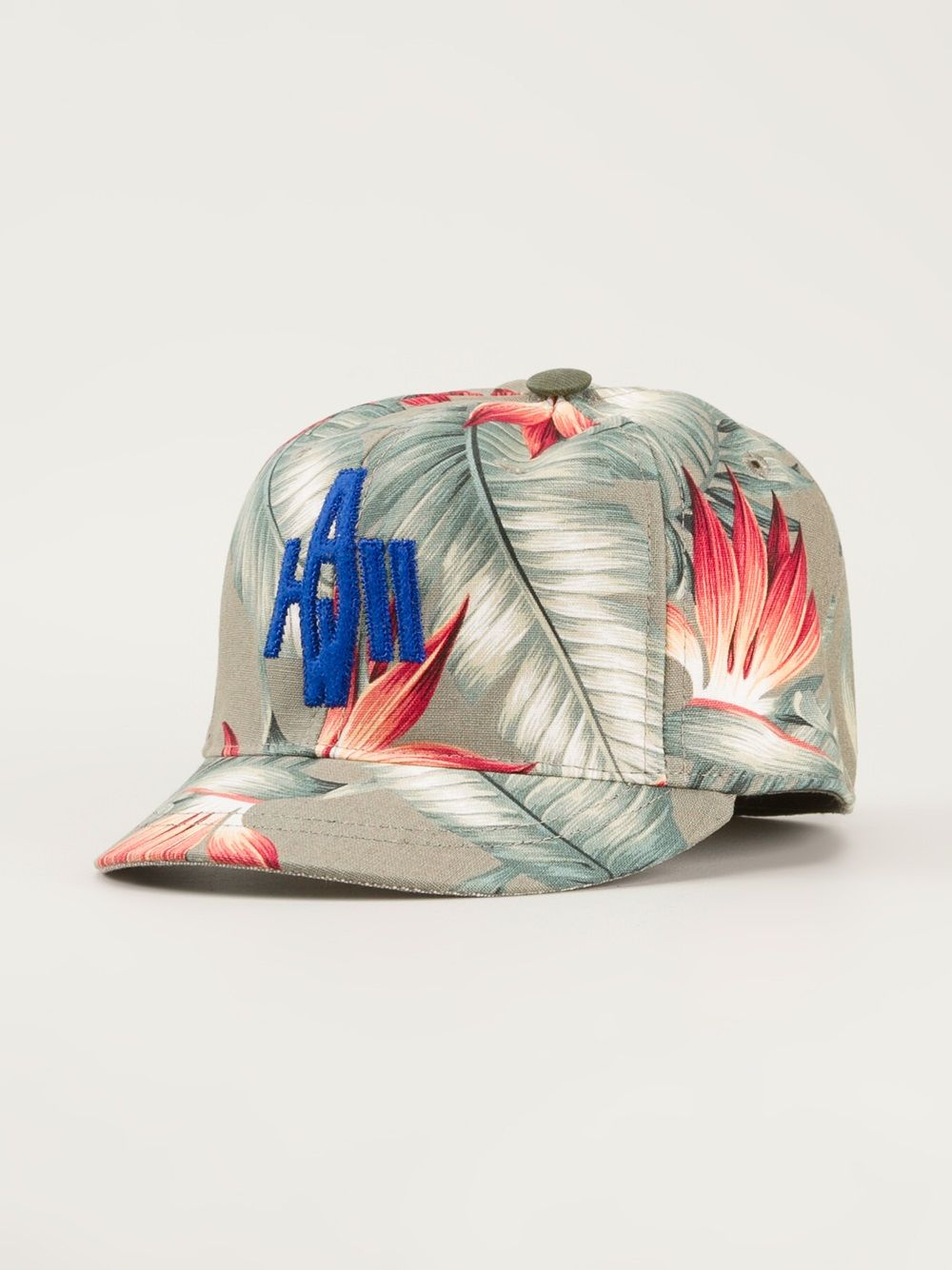 Shop GOLDEN GOOSE DELUXE BRAND 'Hawaii' cap from Farfetch