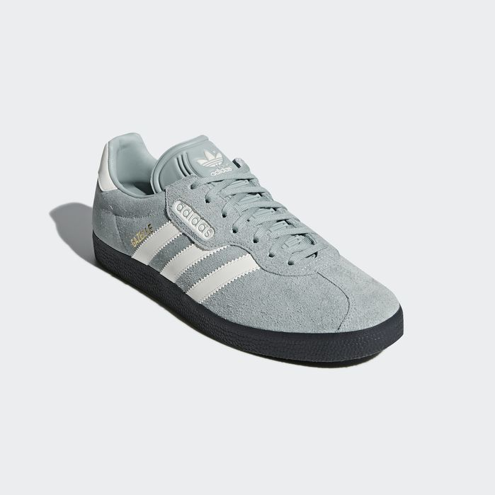 new product 341bc 67993 Gazelle Super Shoes Tactile Green 10.5 Mens Yellow Adidas, Adidas Gazelle,  Footwear, Sneakers