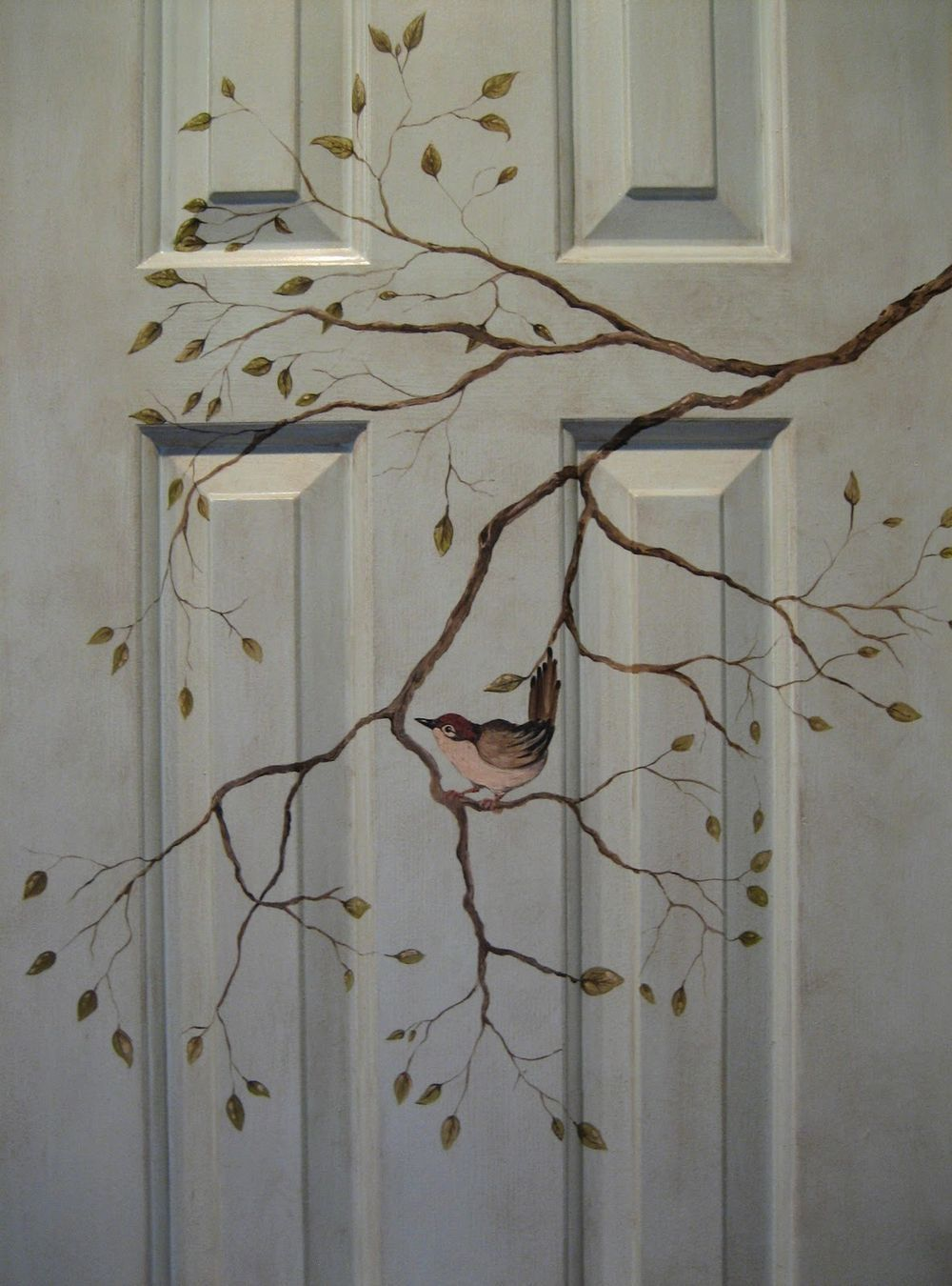 pretty wall painting ideas that will turn your bedroom into art