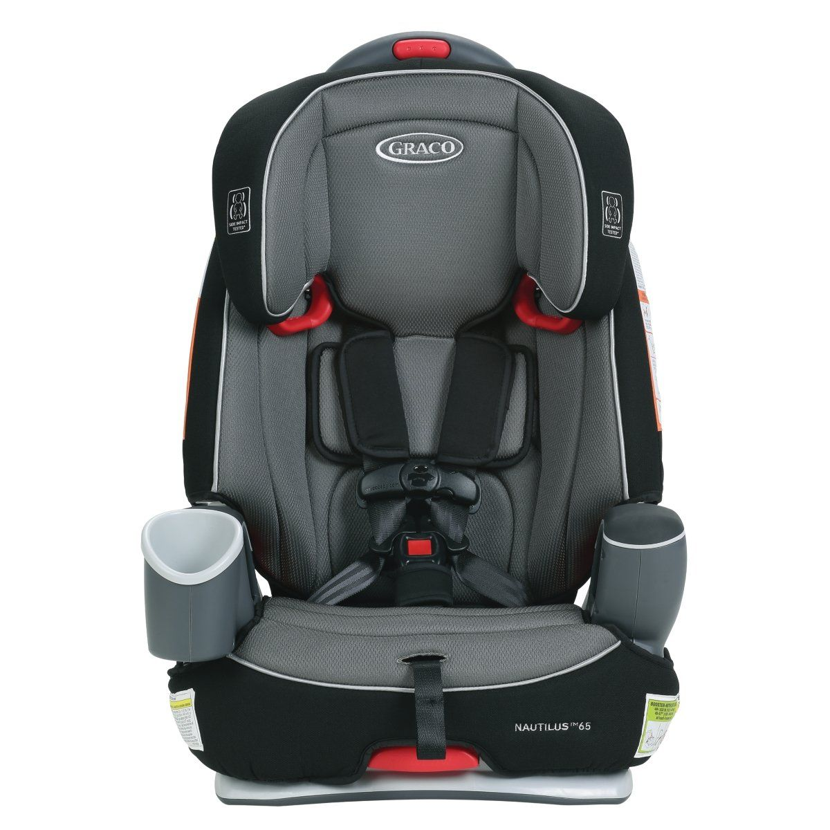 Nautilus 65 3in1 Harness Booster Bravo Baby car seats