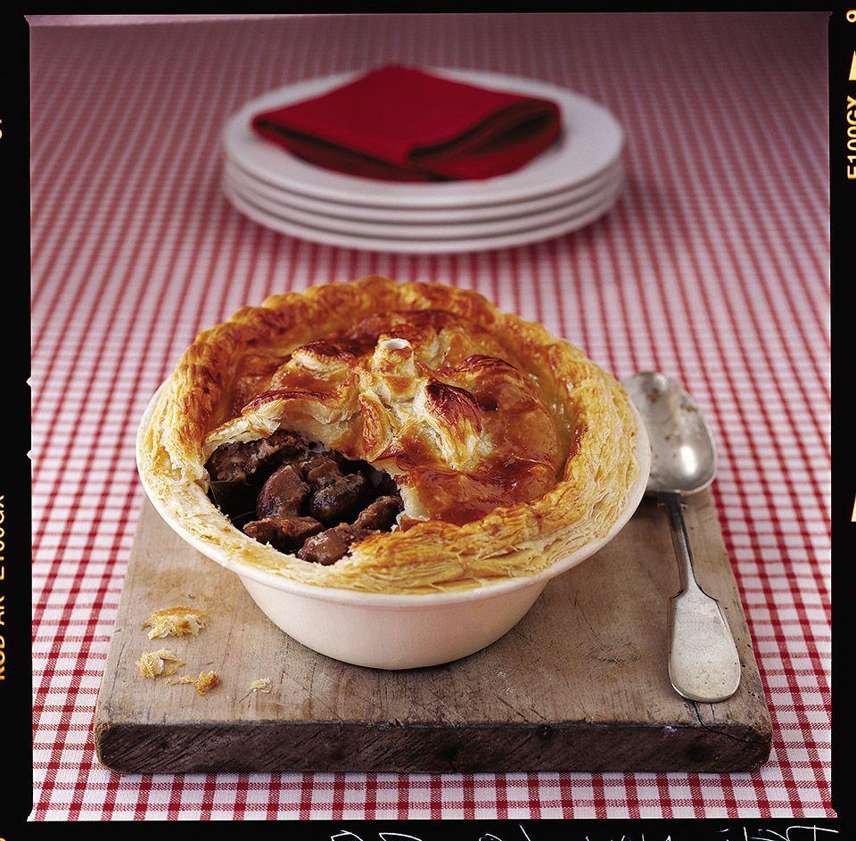 Steak pie | Recipe | Food recipes, Pie recipes, Steak ...