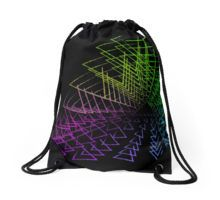 Triangular Drawstring Bag by Scar Design #totebag #buytotebag #bag #gifts #buygifts #giftsforher #groceries #shopping #shoppingbag #buybag #buytotebag #cool #coolgifts #accessories #womenaccessories #beachtotebag #beach #beachbag #summer #summergifts #summerbag #geometric #geometricbag #modernbag