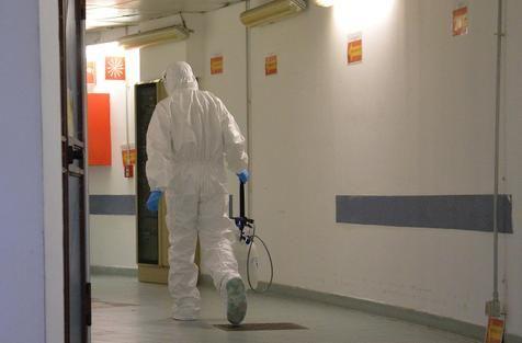 Paciente com suspeita de ebola já está no Rio (foto: ANSA)