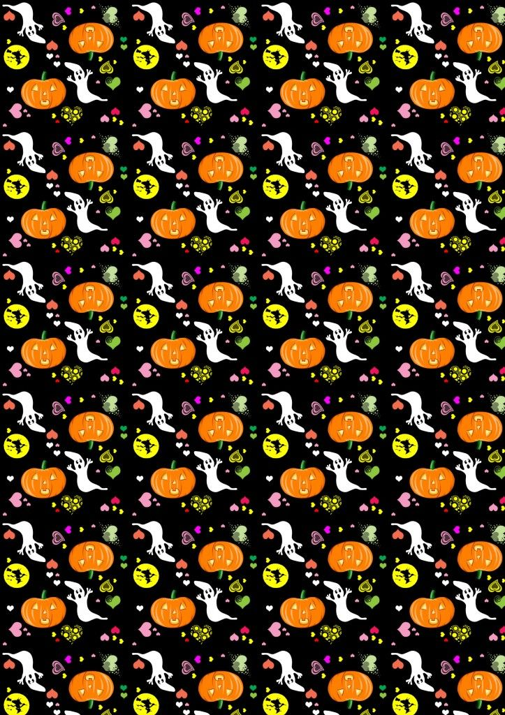 photograph regarding Printable Halloween Paper named Free of charge printable craft paper for Halloween Halloween
