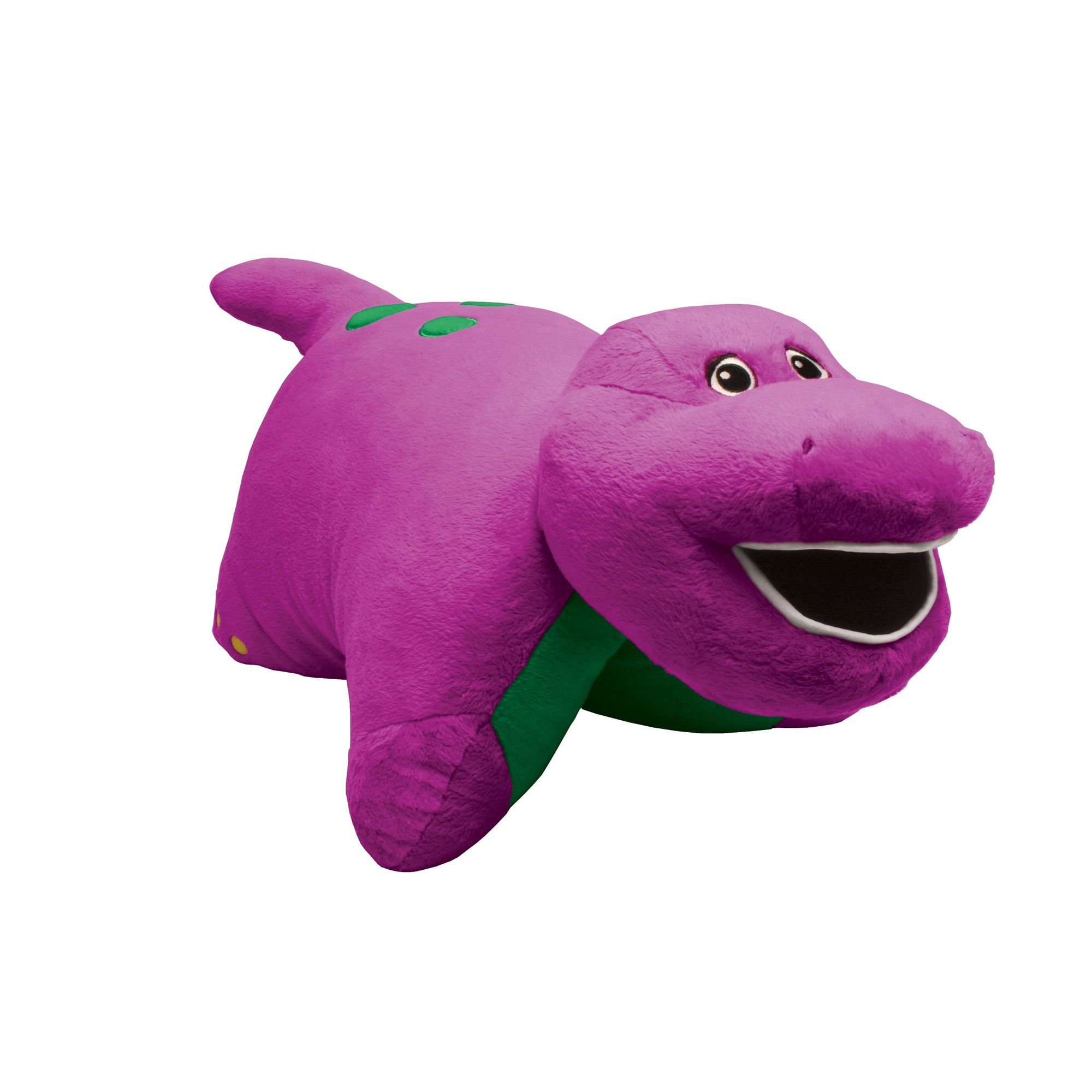 pillow pets barney from pbs kids shop larissa obsession