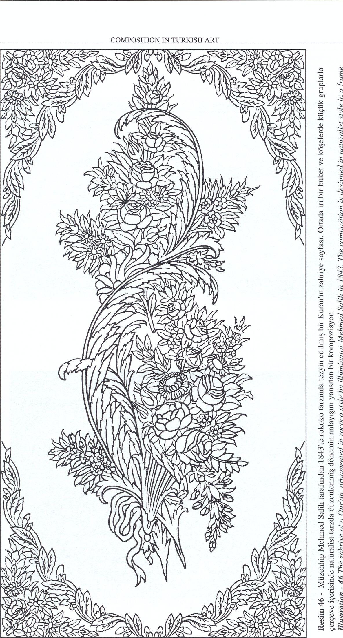 Pin de şükriye en Çini Desen | Pinterest | Patrones