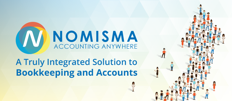 Nomisma is the finest accounting software in the United