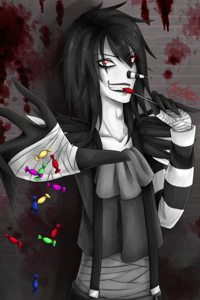 Gotta live up to my name :3   creepy pasta   Laughing jack, Jack
