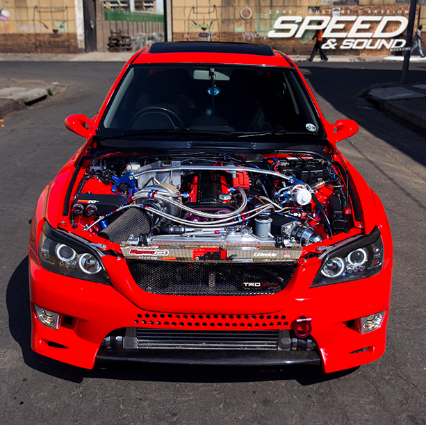 Issue 159 Cover car  Foreign Invasion, 1000hp Mozambican