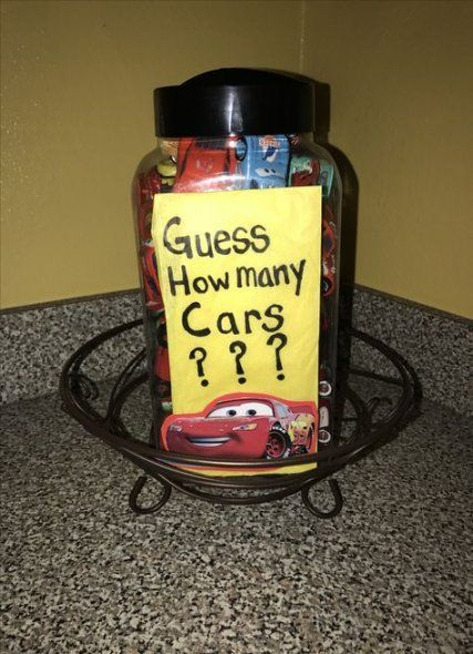 Disney Cars Birthday Party Ideas Decoration Decor Pinewood Derby 25 Ideas