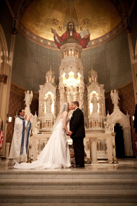 Catholic Wedding Photos All Pictures By Lindsey Cahill Photography