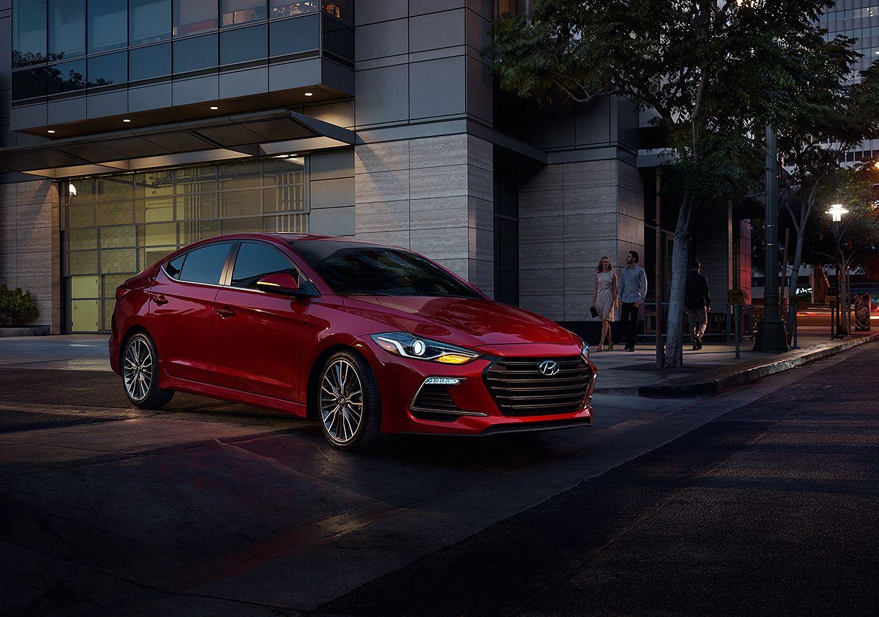 2017 Hyundai Elantra Exterior Features & Design