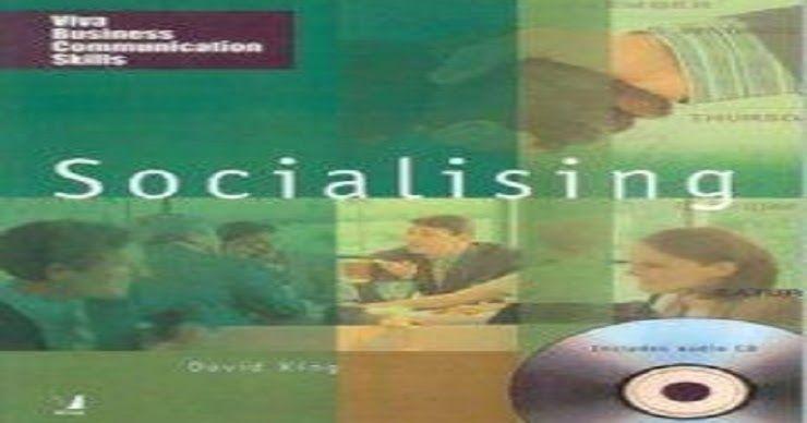 Business communication skills socialising ebook audio