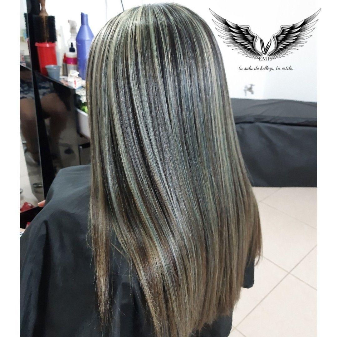 Mechas En Cabello Largo Natural Long Hair Styles Hair Blonde Hair