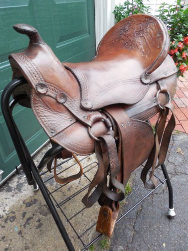 Images Of Antique Military Saddles