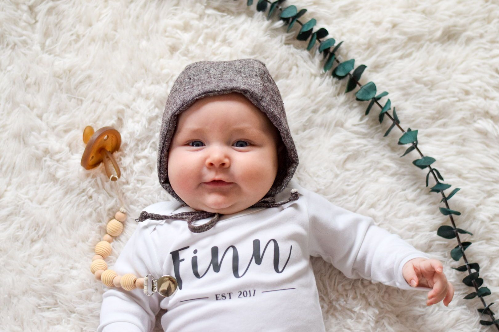 baby boy name onesie, personalized baby boy coming home outfit ...