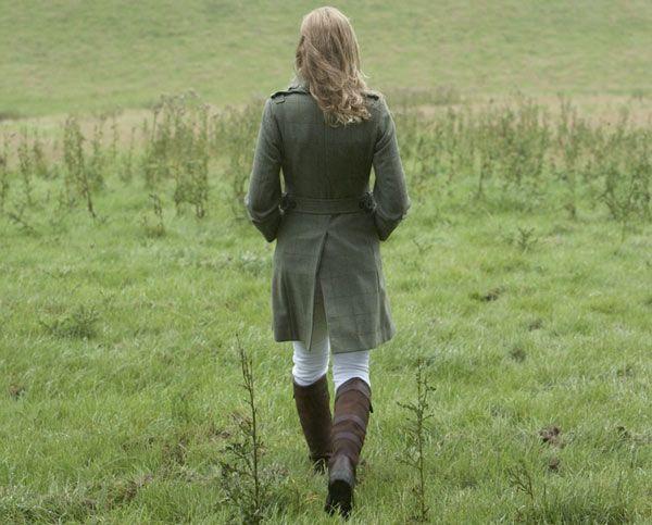 Milton Tweed Coat By Dubarry Of Ireland Celtic Clothing