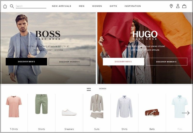 101 Best Fashion Web Design Ideas And Inspirations Colorwhistle Fashion Web Design Web Design Fashion Website Design