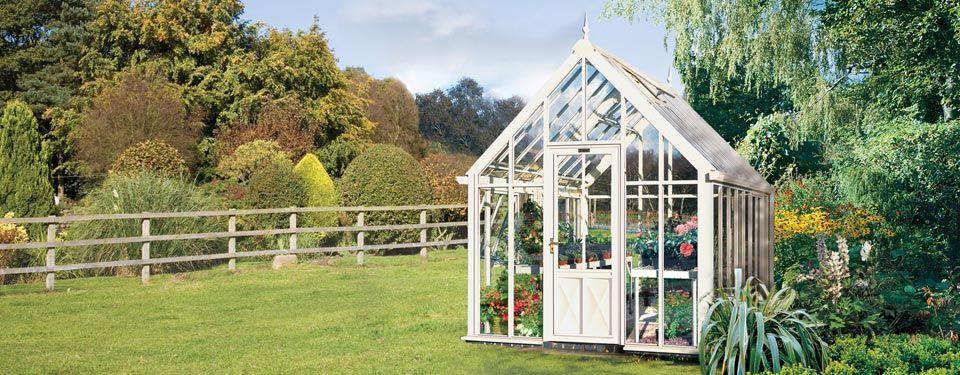 Victorian Chelsea Greenhouse