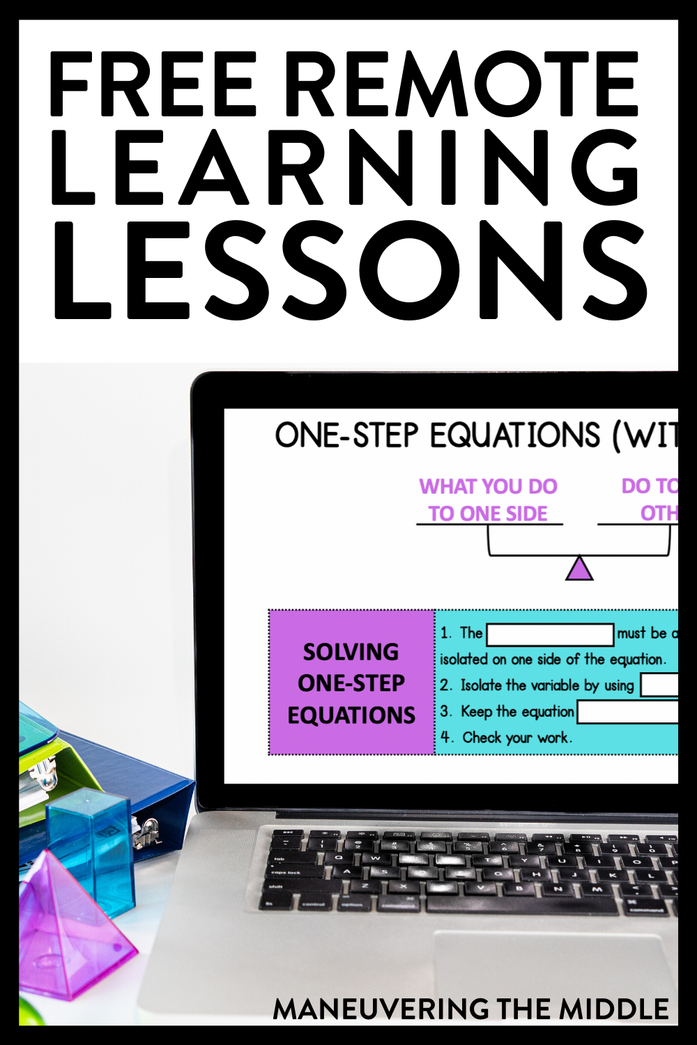 Free Remote Learning Lessons for Math Math lessons, Math