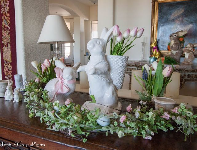 Easter Decorating Ideas An Easter Home Tour With Images