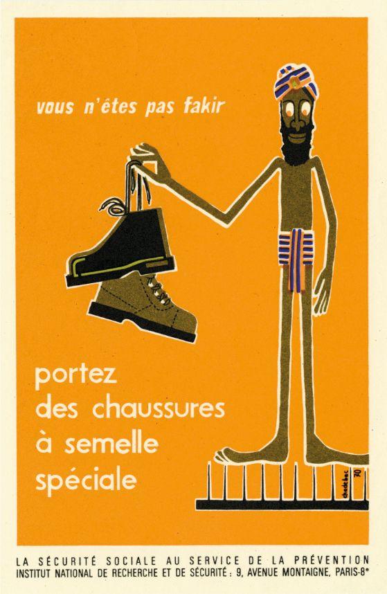 Bien-aimé 1880590-securite-au-travail-60-ans-d-affiches | Sécurité  PQ47