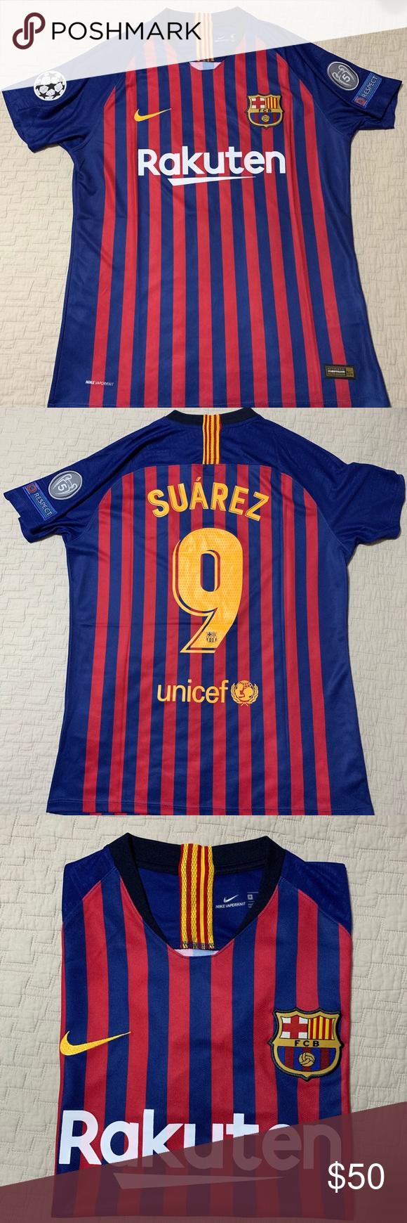 best cheap 25499 8c0e6 Nike Barcelona jersey Nike Barcelona 2018-19 home jersey ...