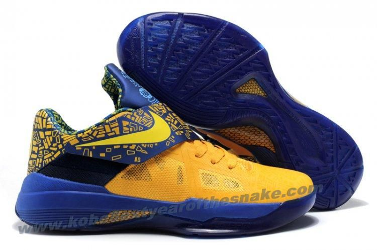 Hot Nike Zoom KD 4(IV) Kevin Durant Shoes Scoring Title