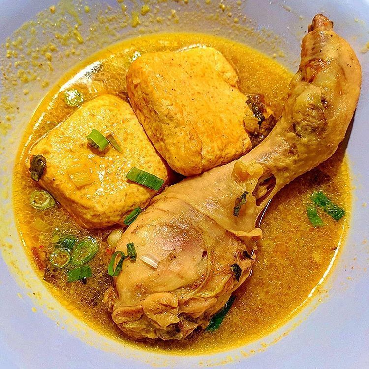 Resep Opor Ayam Sederhana Resep Ayam Masakan
