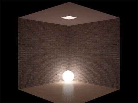 Основные примеры и принципы искусственного освещения в Vray - Уроки 3ds Max