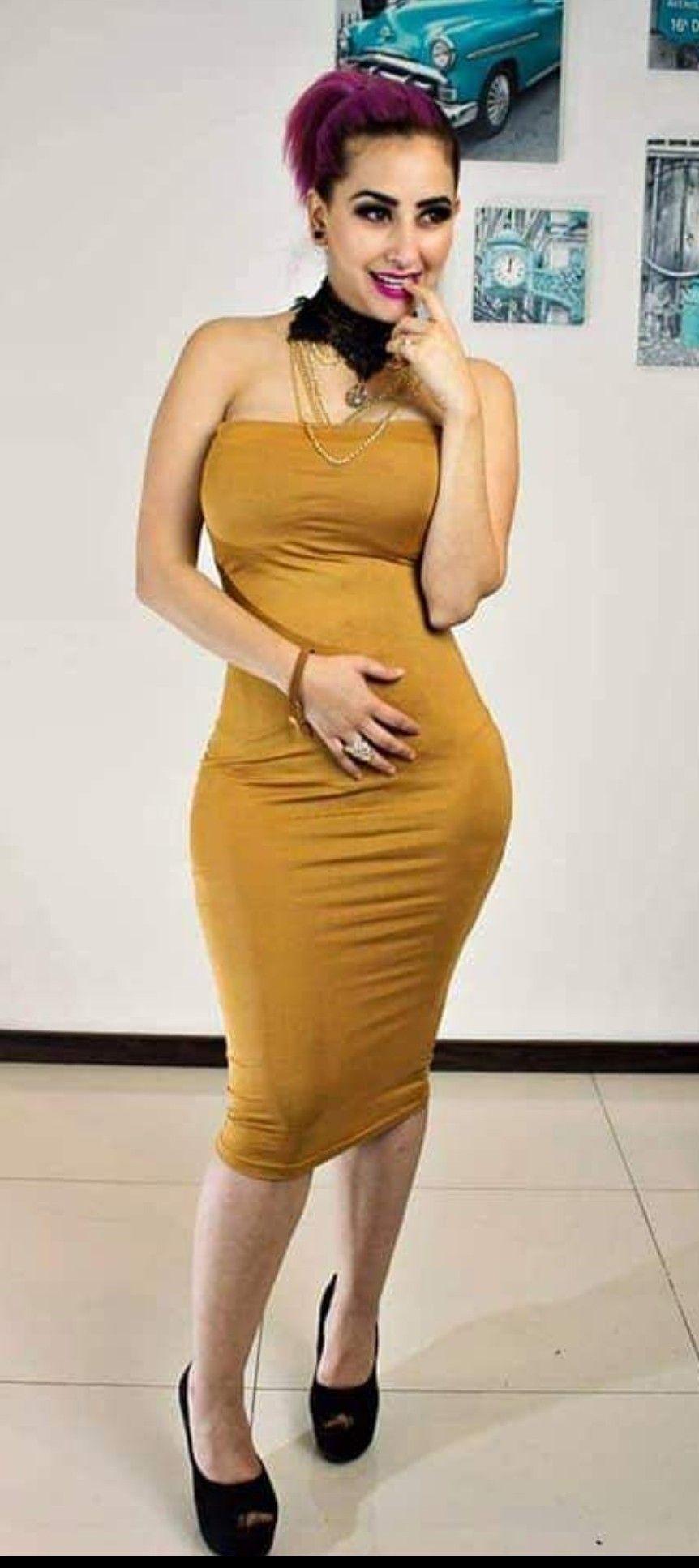 Curvy bodycon dress as seen on tv