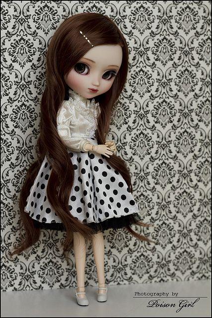 Custom Pullip Dolls | Custom Pullip Chelsea for Lolita Blue ~ | Flickr - Photo Sharing!