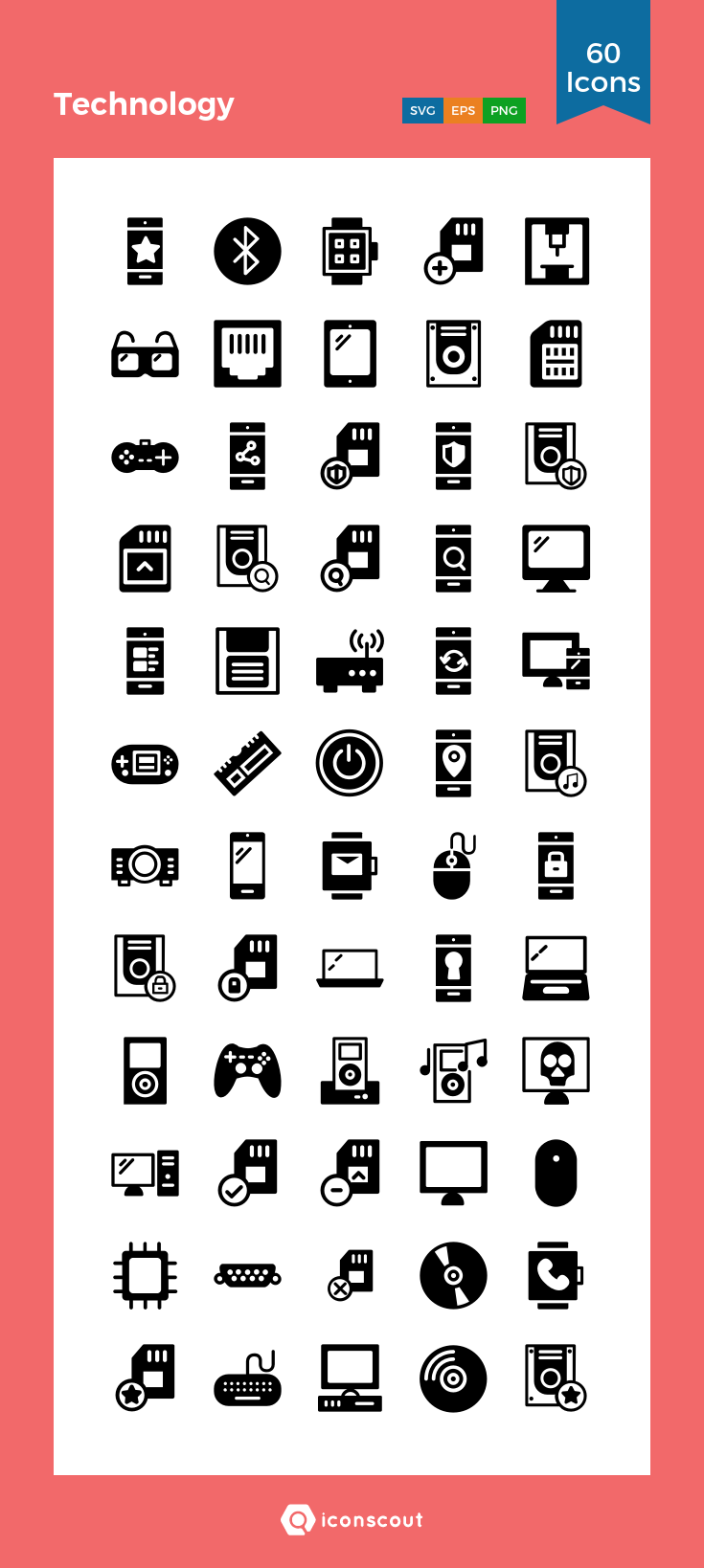 Download Technology Icon Pack Available In Svg Png Eps Ai Icon Fonts Icon Pack Technology Icon Icon
