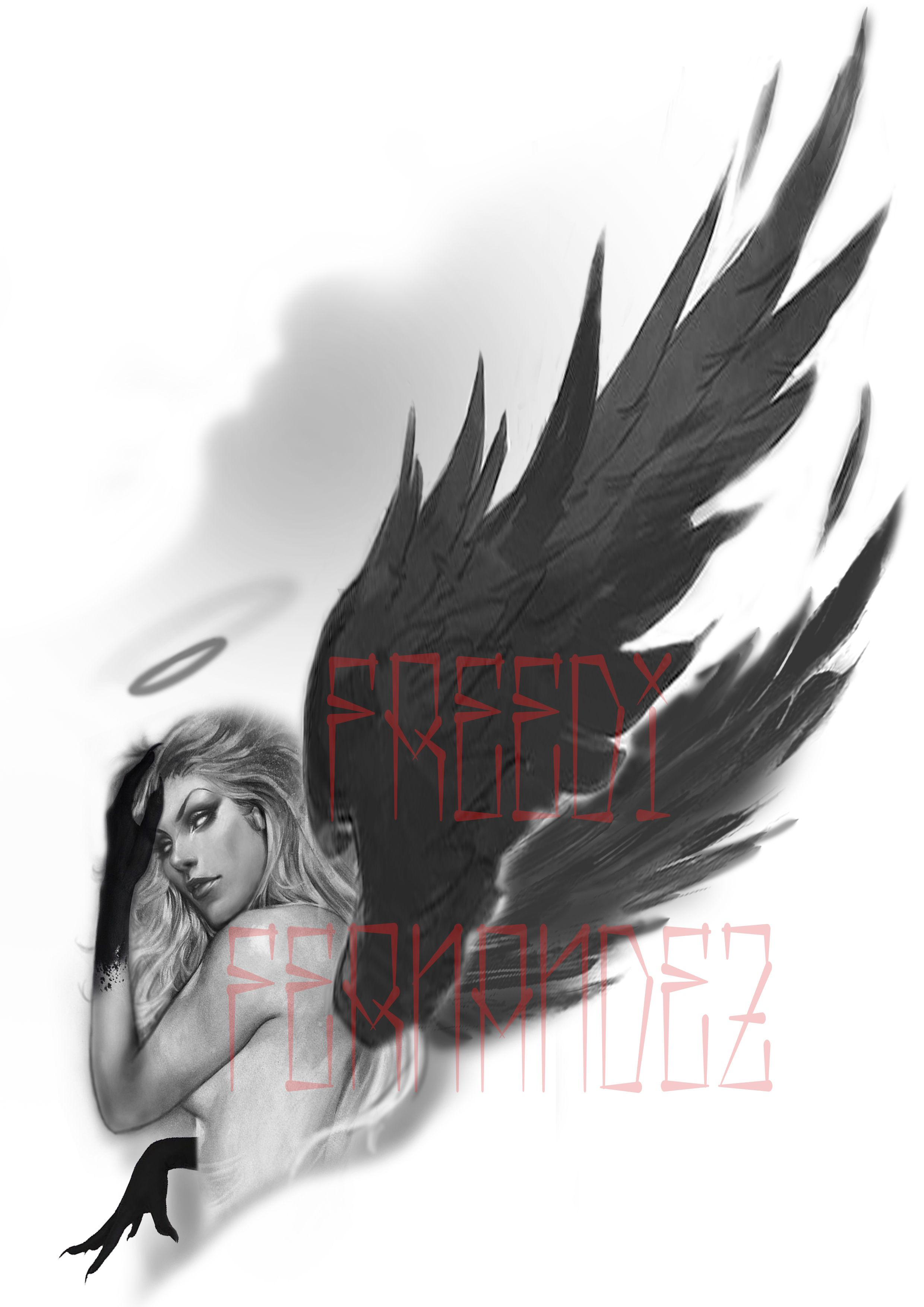 Black angel dark angel angel pinterest black angels and angel
