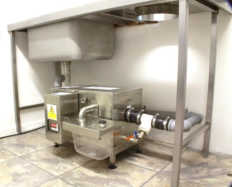 Grease Traps Restaurant cleaning, Septic tank service