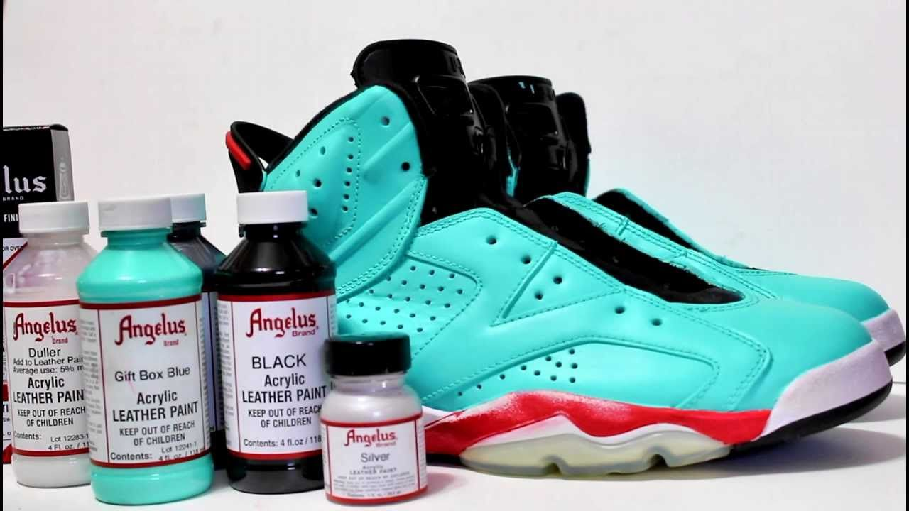 Customs Kos (explains a few way to paint the patent Leather