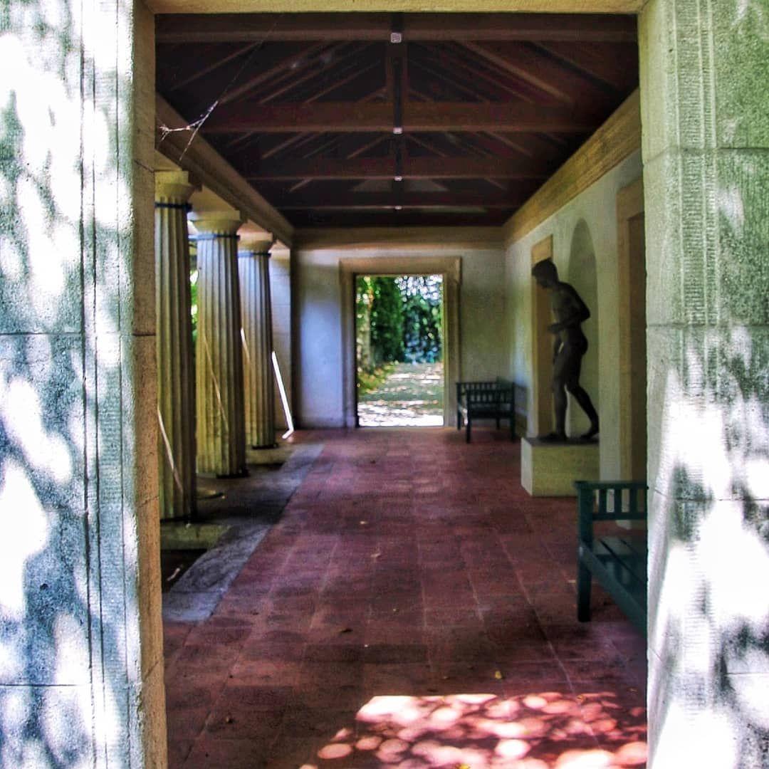 Villa Boveri in Baden.Der Garten ist ein Besuch wert!