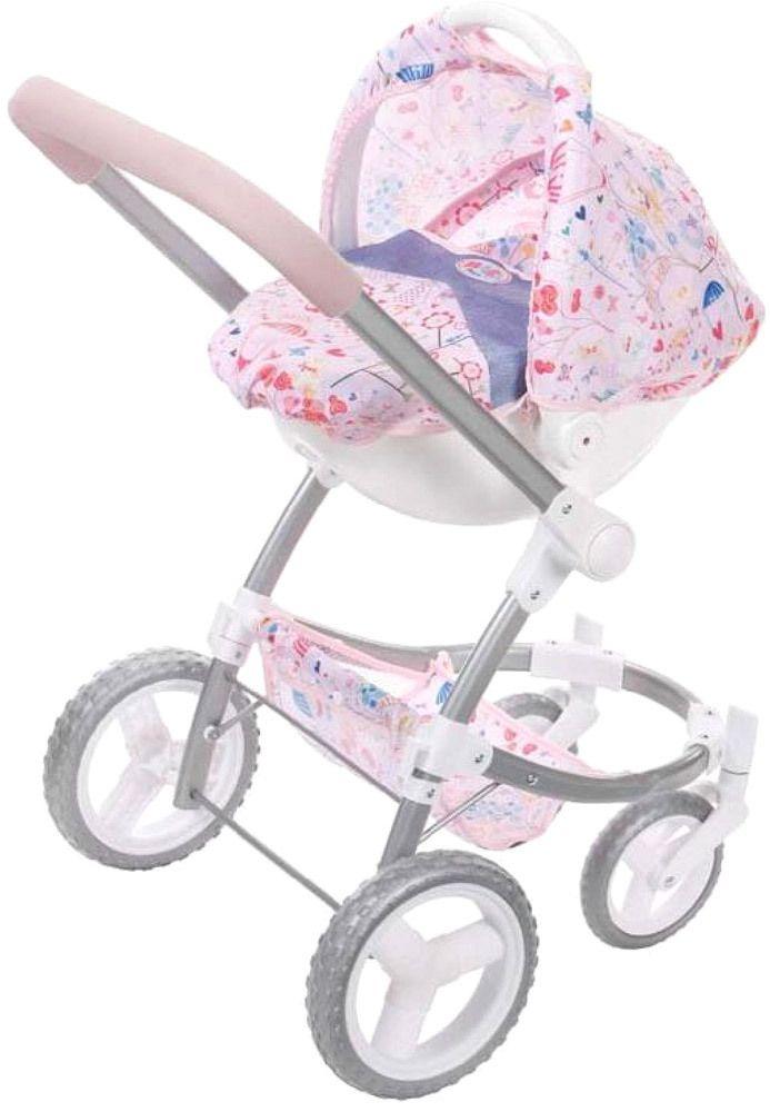 Zapf Baby Born Puppenwagen Und Komfortsitz Jetzt Online Kaufen Baby Doll Car Seat Baby Doll Accessories Baby Doll Strollers