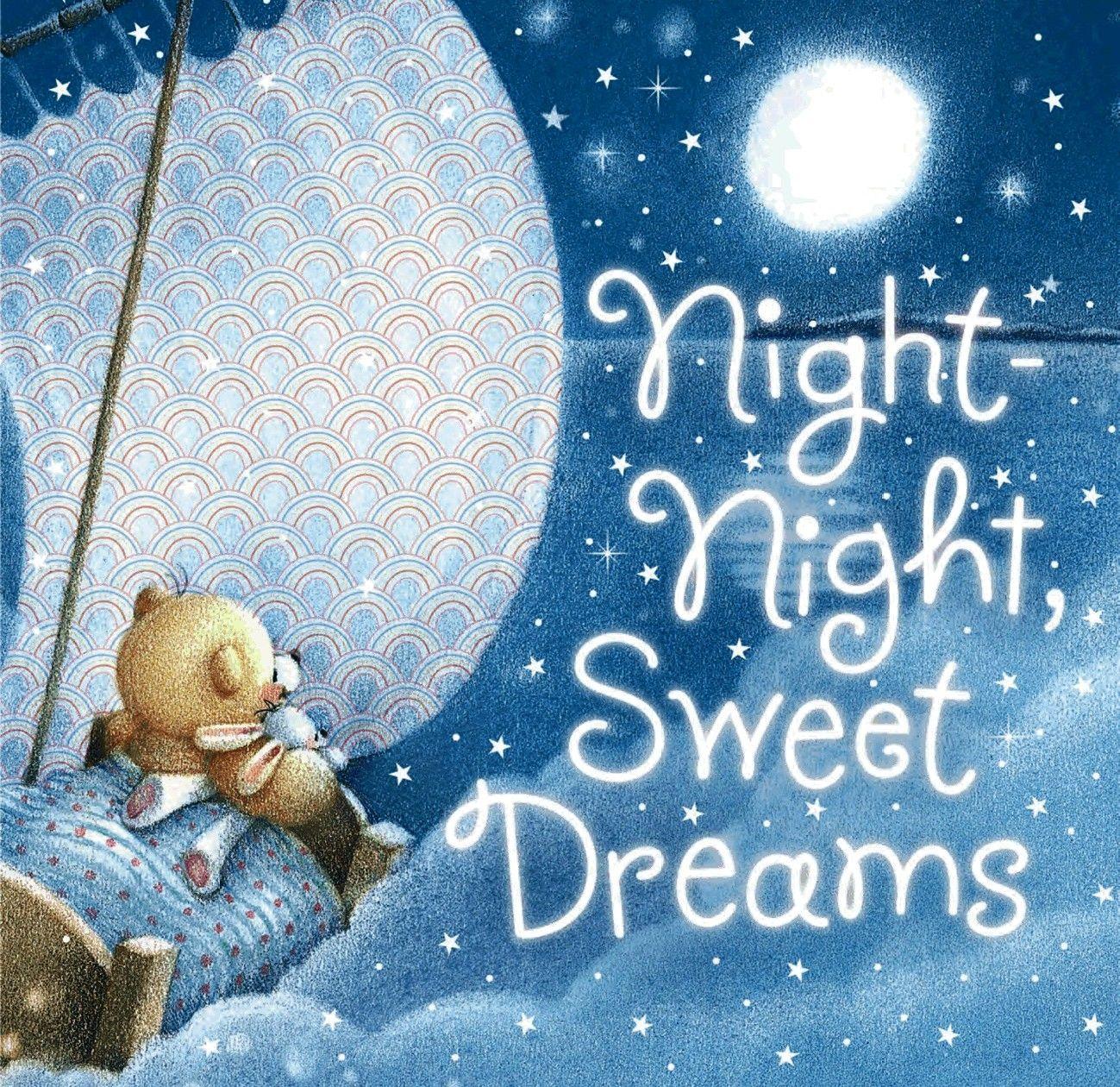 устранить картинки с доброй ночи сладких снов на английском поздравлений стихотворной