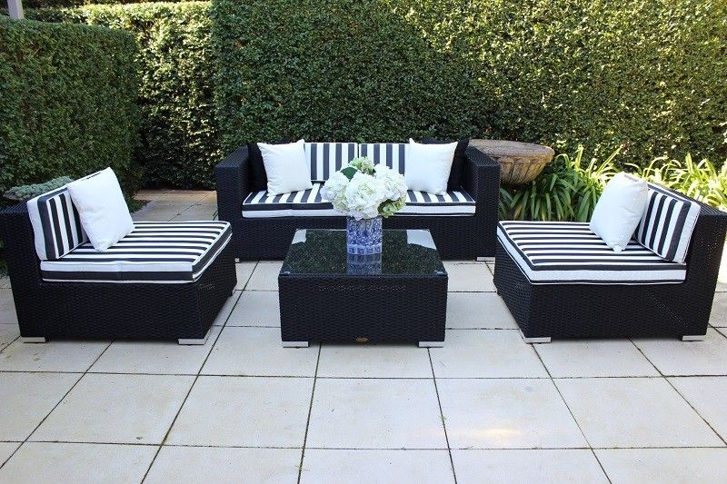 Gartemoebe Outdoor Wicker Furniture Setting Outdoor Wicker Furniture Outd Wicker Outdoor Furniture Set Outdoor Living Furniture Clearance Outdoor Furniture