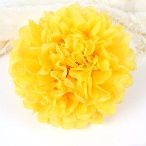 10PCS 12Pcs Tissue Paper Pompoms Pom Poms Wedding Decorations Party 3 sizes