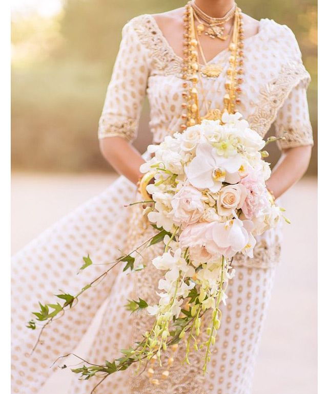 Wedding Ideas Cascading Wedding Bouquets Indian Wedding Cascading Bridal Bouquets